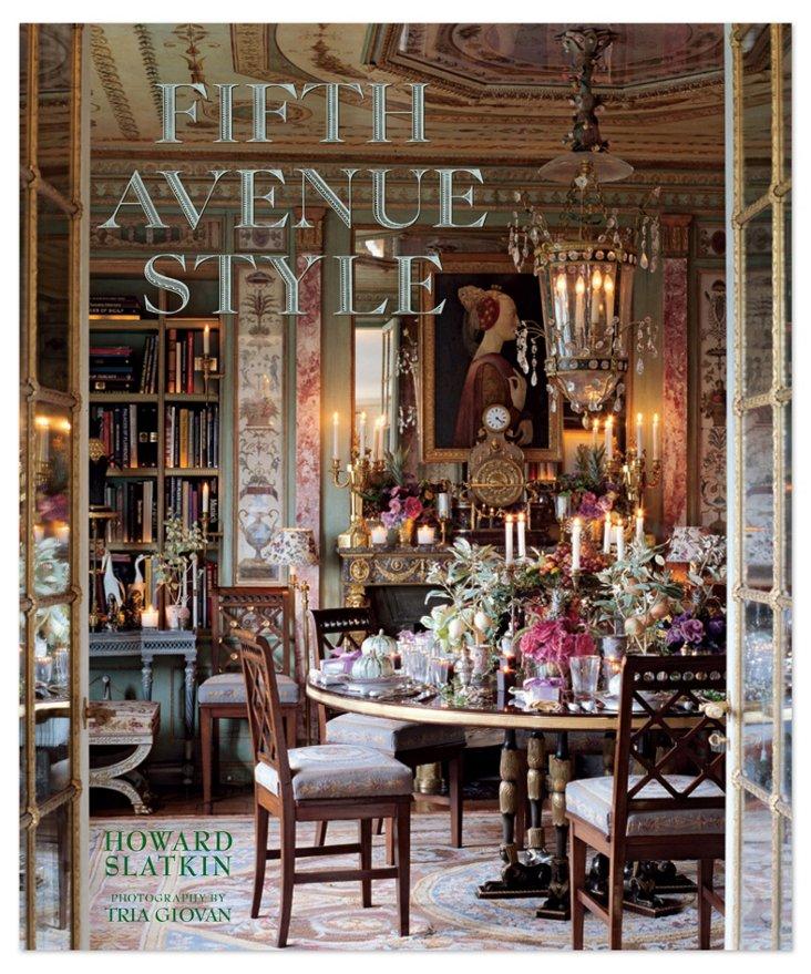Fifth Avenue Style: A Designer Apartment