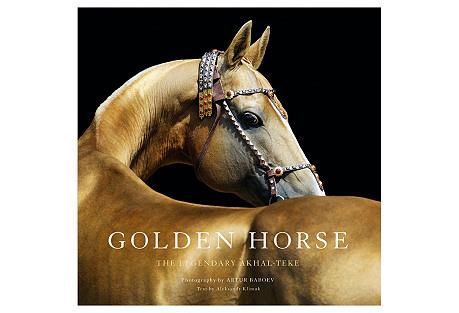 Golden Horse: Legendary Akhal-Teke