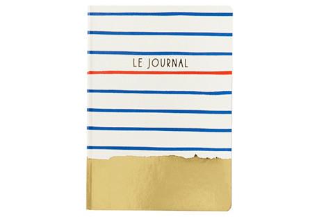 S/2 Paris Street Style: Le Journal
