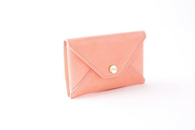 Envelope Card Case, Pale Pink