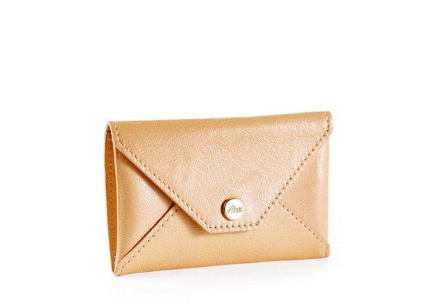 Card Case, Tan