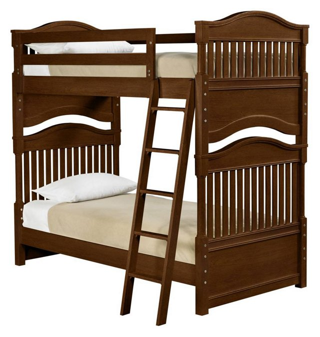 Abby Bunk Bed, Brown