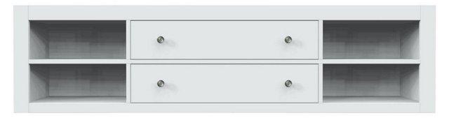 Crosspointe Storage Drawers, White