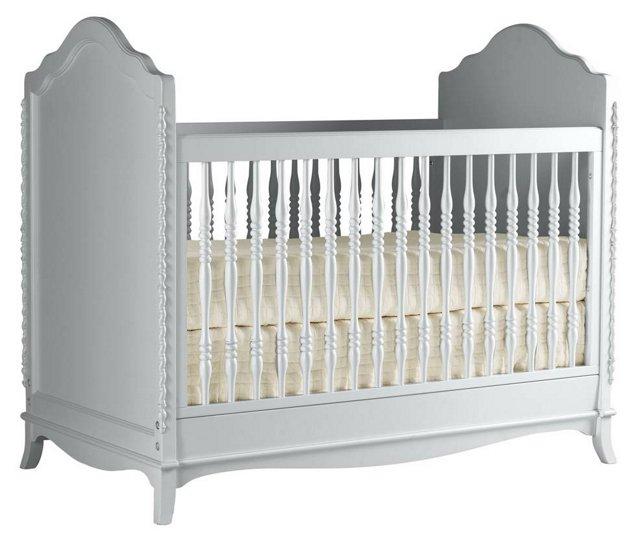 Grace Crib, White