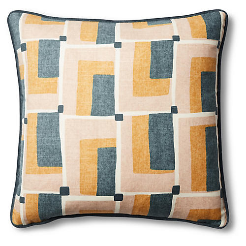 Cressey Pillow, Juniper