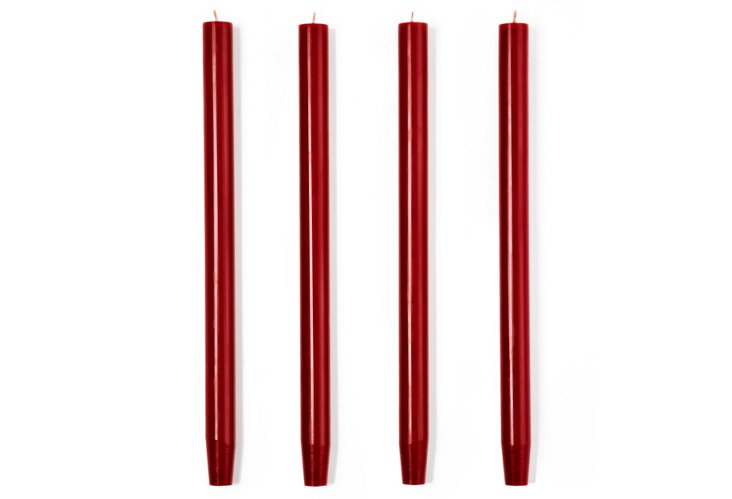 S/4 Scarlet Tapers