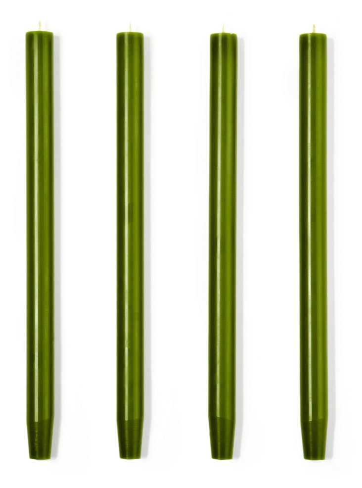 S/4 Sage Tapers