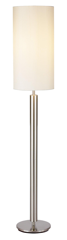 Hollywood Floor Lamp, Silver