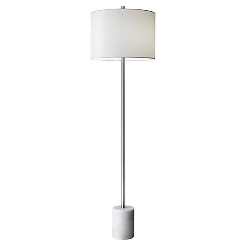 Blythe Floor Lamp, White