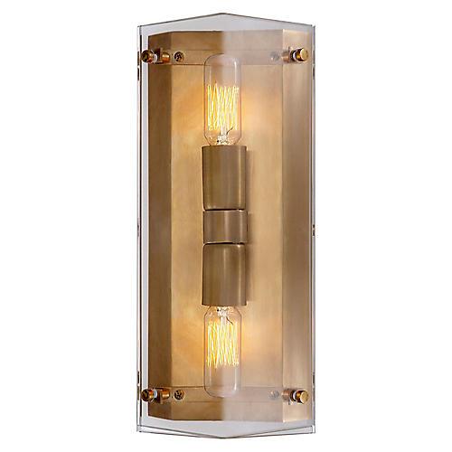 Bathroom Wall Aer: Indoor And Outdoor Lighting