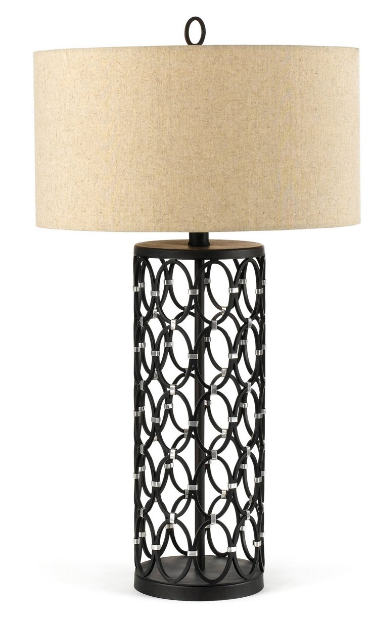 Cosmo Table Lamp, Oil-Rubbed Bronze