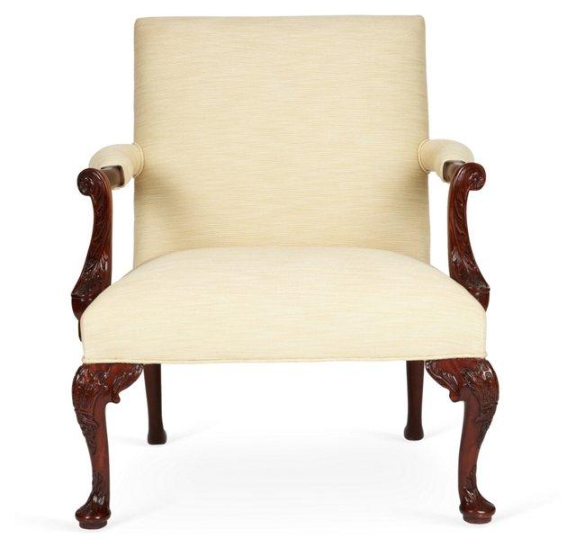 DNU,dogWallace Club Chair