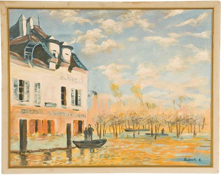 Vintage Painting II