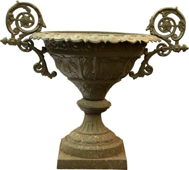 Victorian Garden Urn