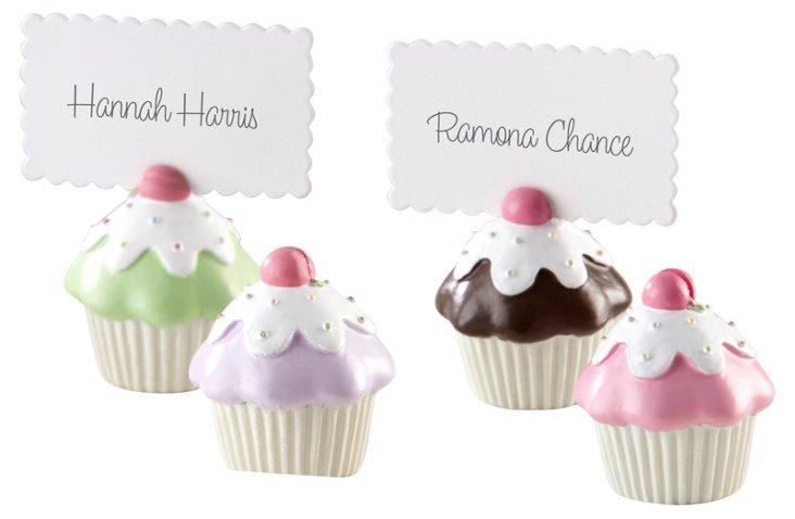Cupcake Place Card Holder, Set of 12