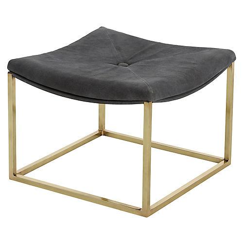 diana stool moss gray