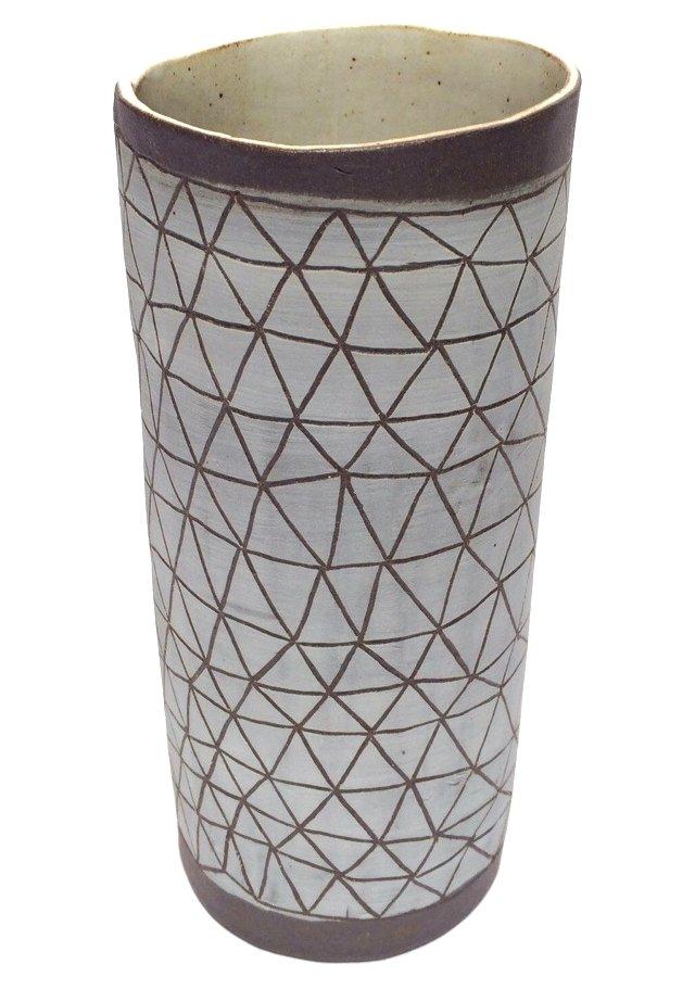 April Napier Stoneware Vase II