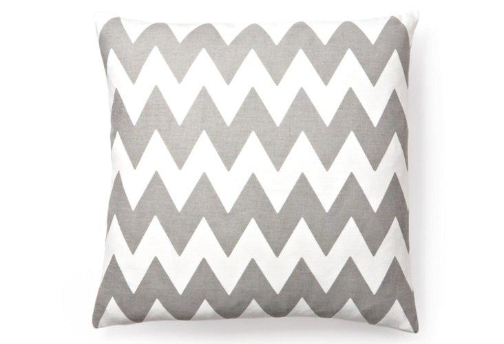 Altai 20x20 Pillow, Gray
