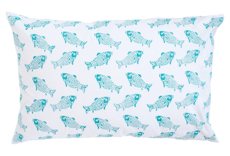 Set of 2 Matsya Pillowcases