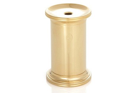 23K Gold-Plated Small Sharpener