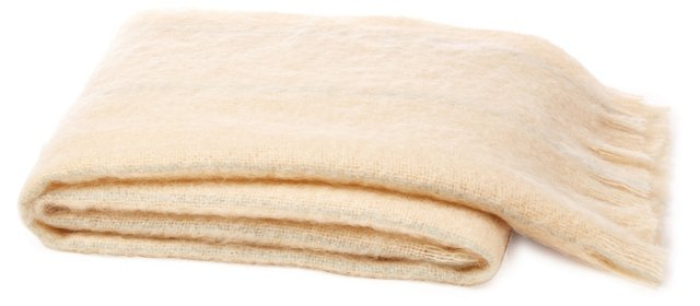 Cashmere Oversize Wrap, Brown