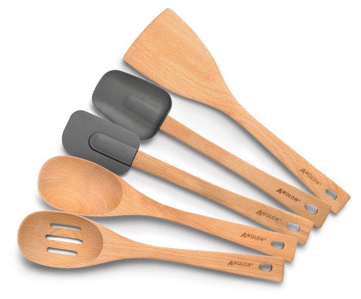 5-Pc Cooking Tool Set