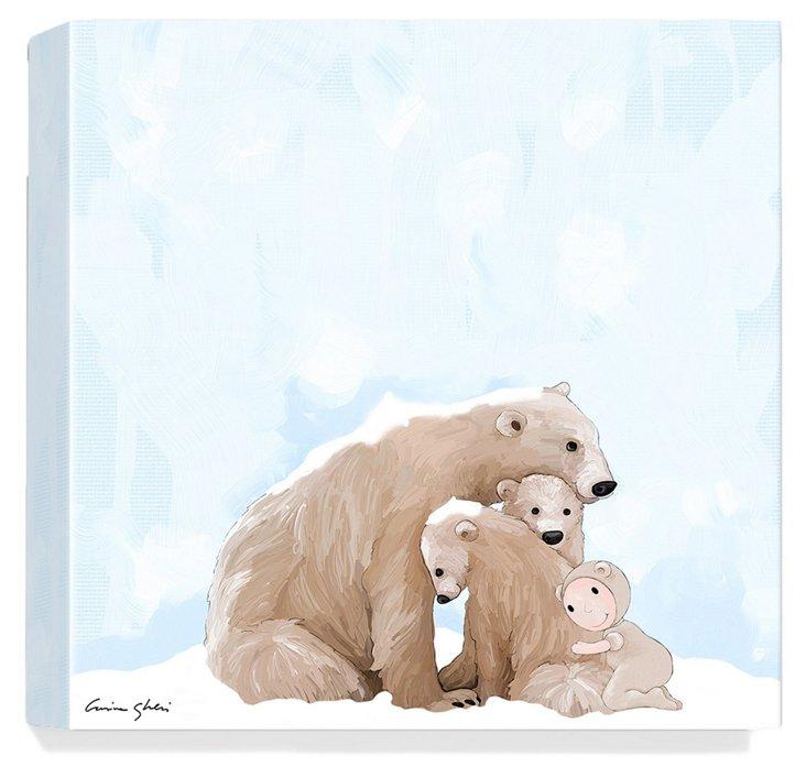 The Magic World of Uti, Polar Family