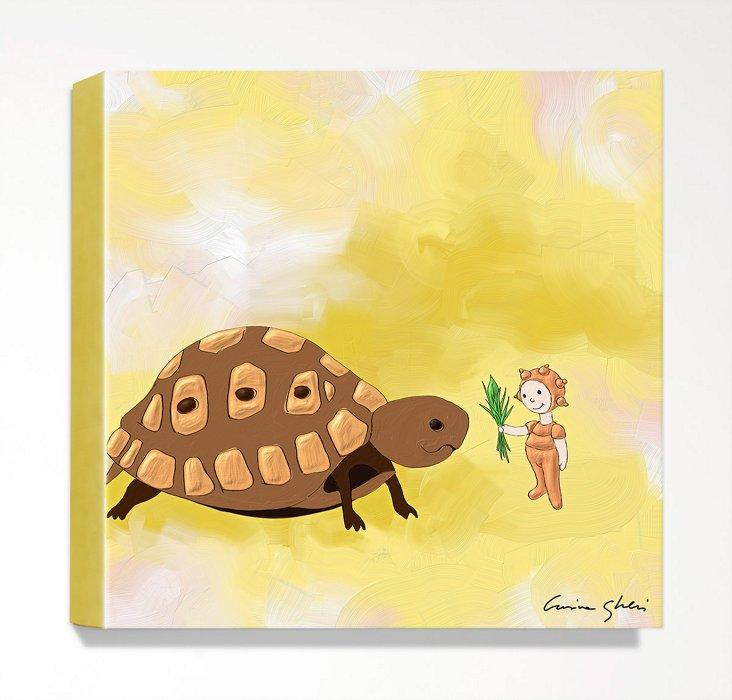 The Magic World of Uti, Tortoise
