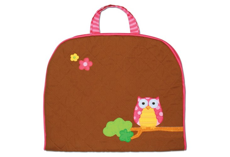 Quilted Garment Bag Owl