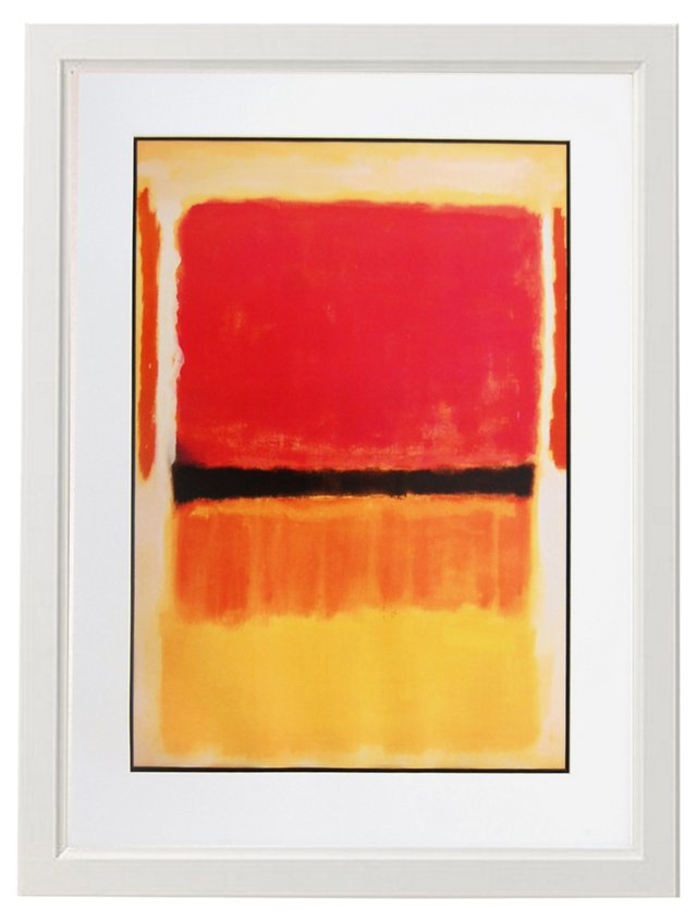 Mark Rothko, Untitled