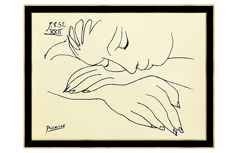 Pablo Picasso, War and Peace