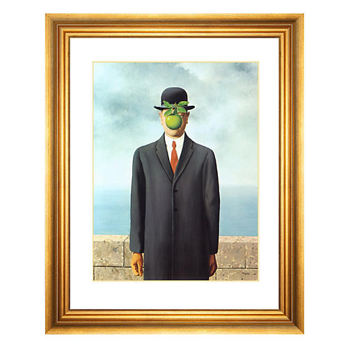 René Magritte, The Son of Man
