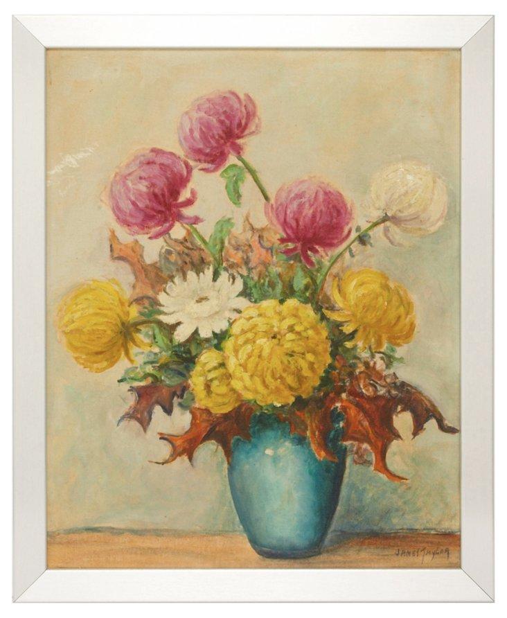 J. Taylor, Flowers