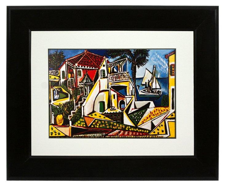 Picasso, Mediterranean Landscape