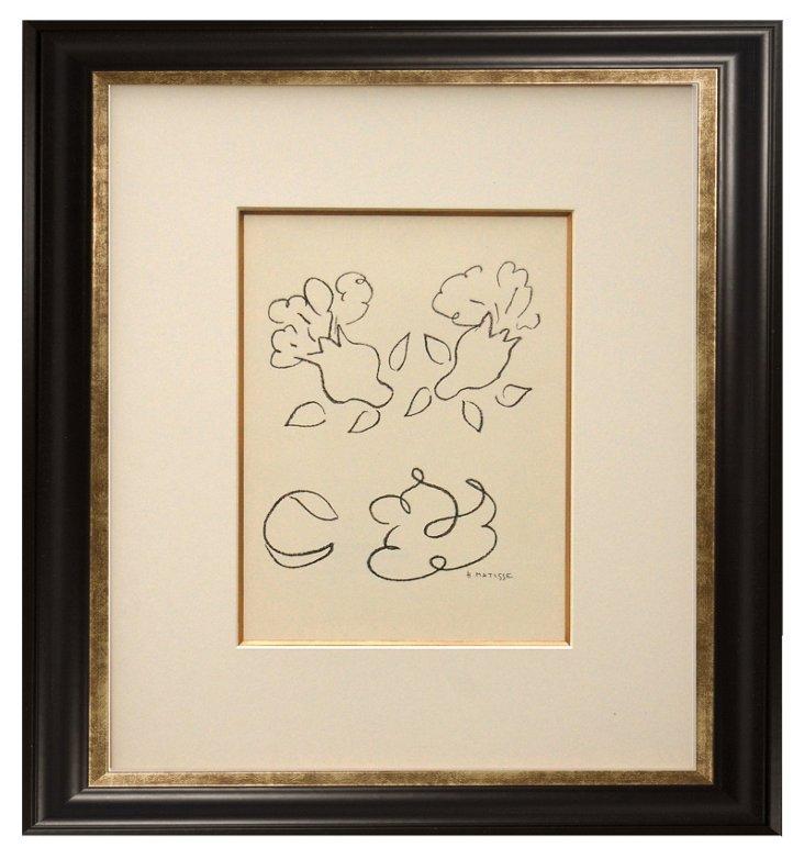 Henri Matisse, La Religieuse Portugaise