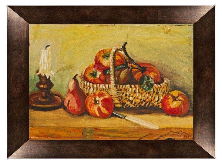 Uncle Vinny, Fruit Basket