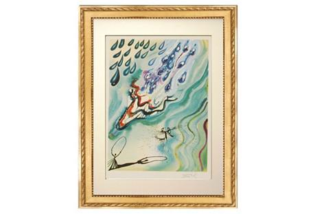 Salvador Dalí, The Pool of Tears
