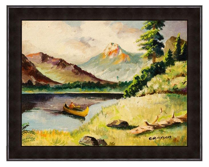 Grayson, Canoe
