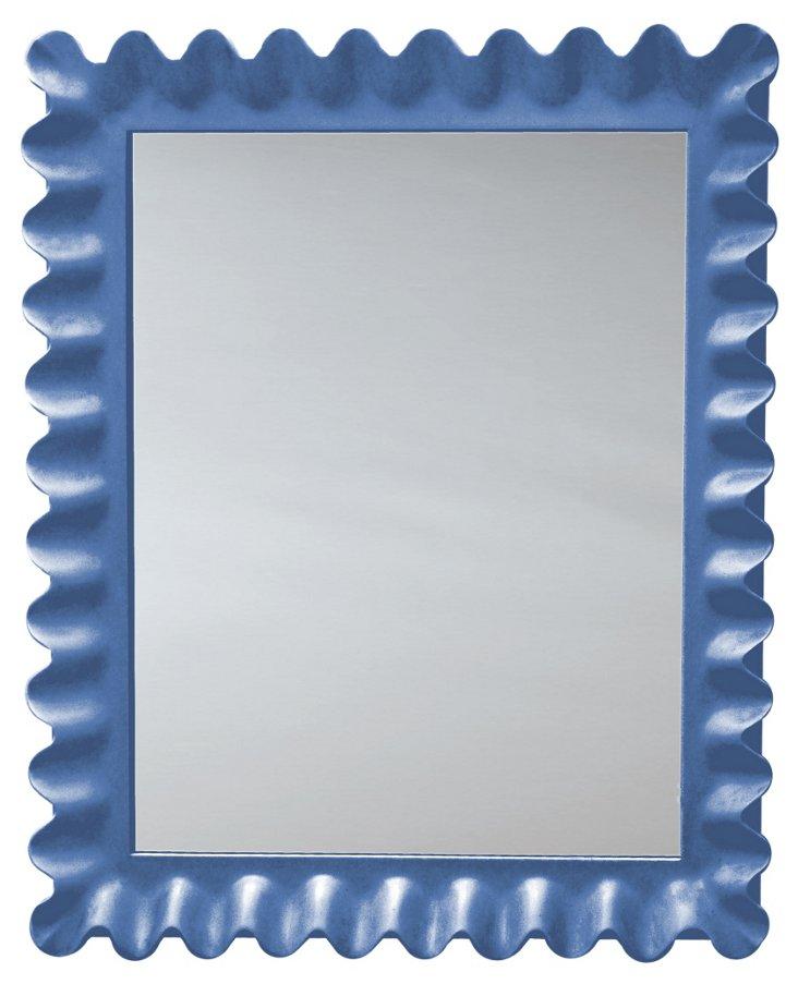 Stettheimer Mirror, Periwinkle
