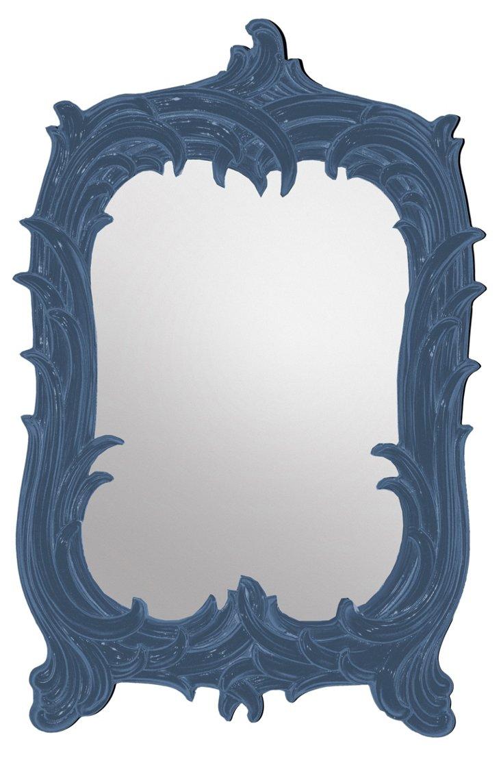 Art Nouveau Mirror, Naval