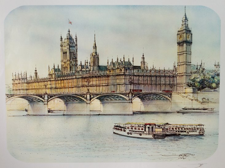 Unknown, Houses of Parliament