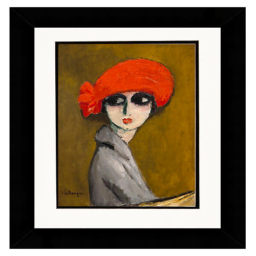 Kees van Dongen, The Corn Poppy, 1919