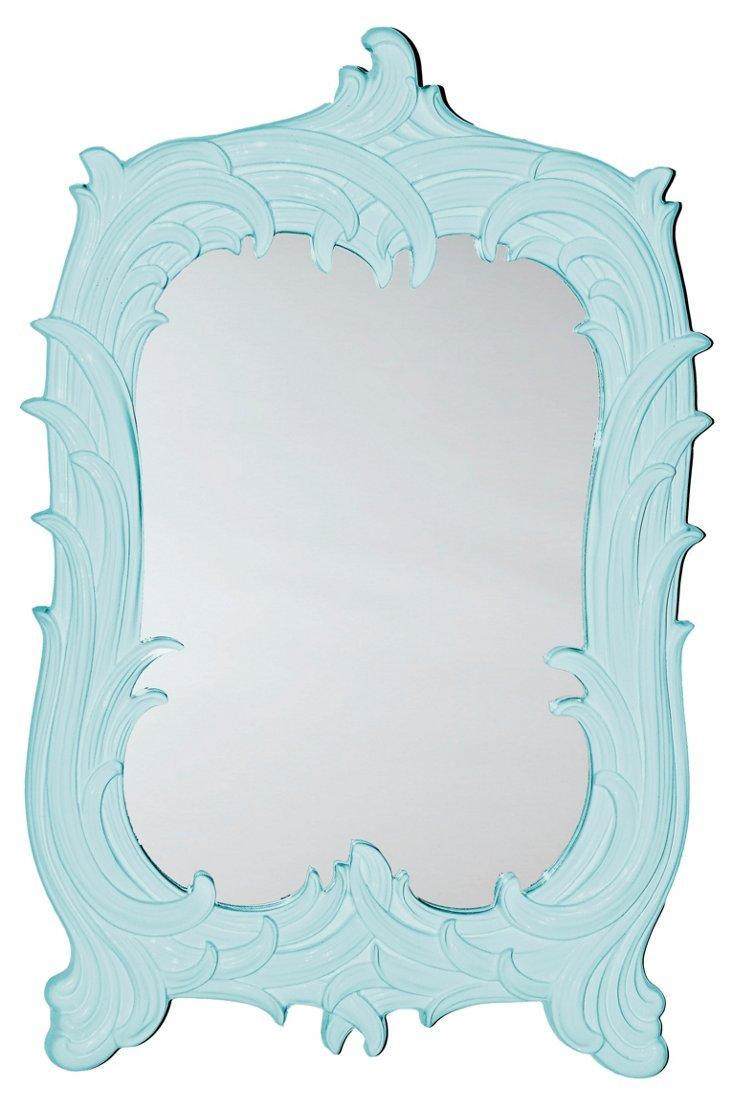 Art Nouveau Mirror, Spa