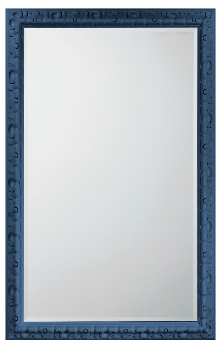 Spanish Carved Mirror, Commodore