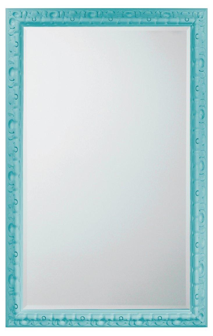 Spanish Carved Mirror, Spa
