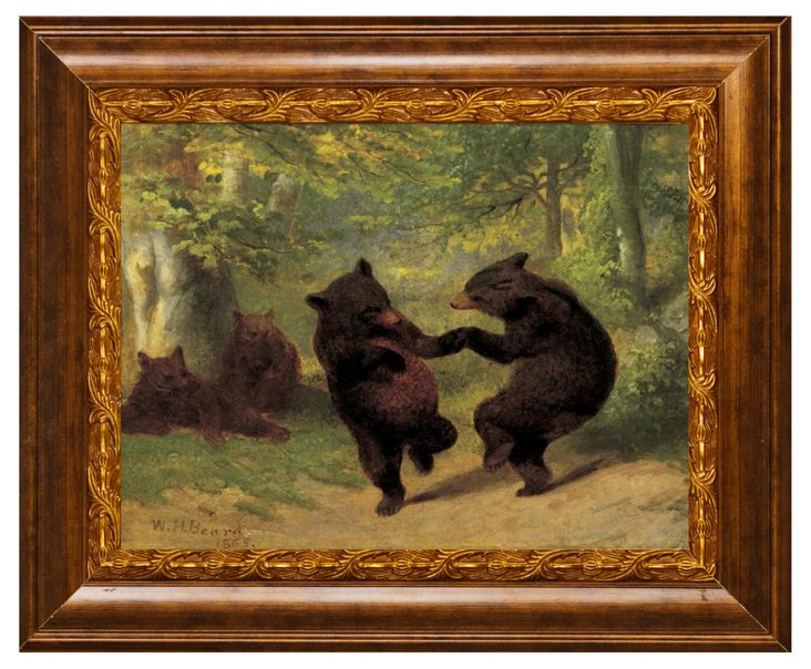 William H. Beard, Dancing Bears