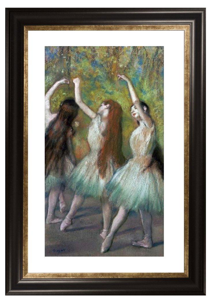 Edgar Degas, Dancers