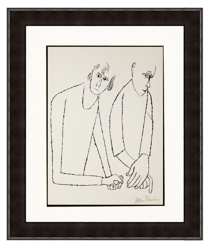 Ben Shahn, Two Parents