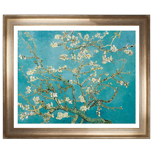 Van Gogh, Almond Branches in Bloom, 190