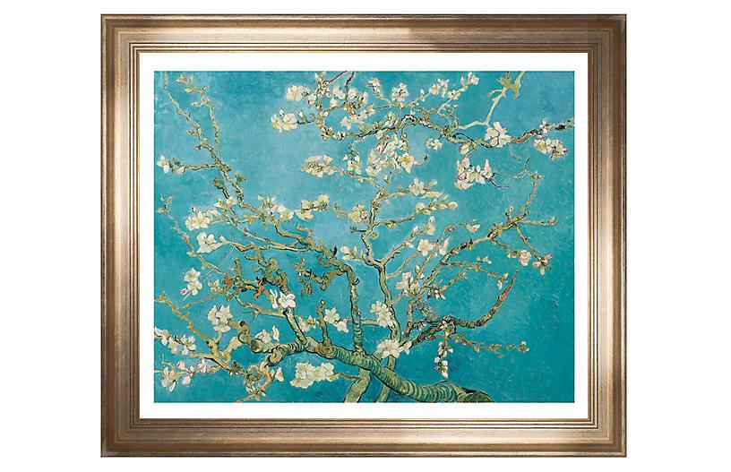 Van Gogh, Almond Branches in Bloom, 190